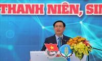 Vizepremierminister Vuong Dinh Hue: Jugendliche sollen Produktion der Landwirtschaft fördern