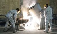 Iran berichtet über Atomanreicherung