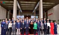 Parlamentspräsidentin Nguyen Thi Kim Ngan empfängt Vorsitzenden der Südkorea-Vietnam Abgeordnetengruppe