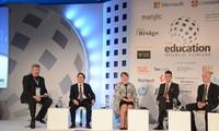 Forum zu Investitionen und Zusammenarbeit in der Erziehung