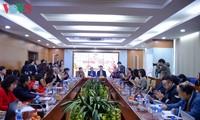 Premiere der Filme im Fernsehsender Vietnam Journey zum Tetfest
