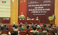 40 Jahre nach dem Kampf an der vietnamesischen Nordgrenze