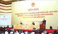 Vietnam will Spitzenlieferant von Holzprodukten in der Welt werden