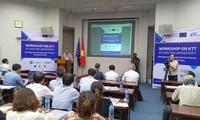 EU hilft Vietnam beim Transfer der Technologien und der Intellektuellen