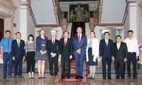 Zusammenarbeit zwischen Ho Chi Minh Stadt und Bundesstaat von Westaustralien