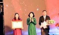Vizestaatspräsidentin nimmt an Feier des 40. Jahrestages der Anerkennung Con Daos als Sondergedenkstätte teil