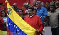 Venezuelas Präsident Maduro ruft bewaffnete Streitkräfte zur Solidarität und zum Schutz des Landes auf