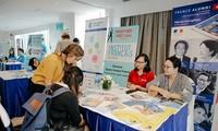 Fest des Arbeitsmarktes zwischen Frankreich und Vietnam: Chance für hochqualifizierte Arbeitssuchende