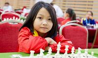 Schachspielerin Cam Hien gewinnt zwei Goldmedaillen
