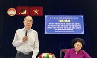 Solidarität beim Aufbau von Ho Chi Minh Stadt