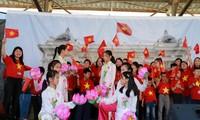 Kulturfestival zwischen Vietnam und Tschechien in Pilsen