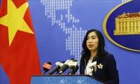 Vietnam kommentiert Rede des singapurischen Premierministers Lee Hsien Loong beim Dialog Shangri-la