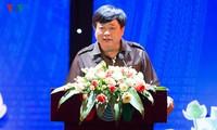 Sitzung zum Jahrestag der revolutionären vietnamesischen Presse