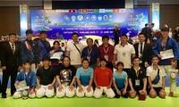 Vietnam erzielt viele Medaillen bei der Asienmeisterschaft im Kurash der Junioren