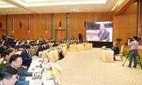 E-Cabinet wird zum ersten Mal bei Kabinettsitzung eingesetzt
