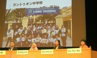 Botschafter bringen japanische Kultur und Sprache nach Vietnam