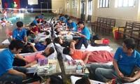 Lam Dong fördert freiwillige Blutspendenaktionen