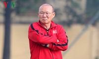Trainer Park Hang-seo beruft 18 Spieler für Training im Juli