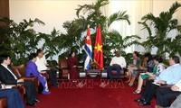 Vietnam und Kuba wollen Zusammenarbeit in Wirtschaft und Handel vertiefen