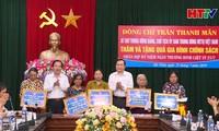 Vertreterkonferenz der vaterländischen Front in der Provinz Ha Tinh