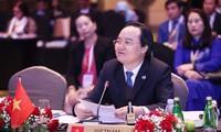 Erziehungsminister Phung Xuan Nha: Aufbau eines glücklichen Lernumfelds