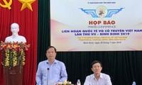 Mehr als 1000 Kungfu-Meister und -Schüler nehmen am traditionellen Kungfufestival in Binh Dinh teil