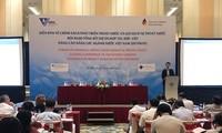 Entwicklung des Bereiches Wasser in Vietnam