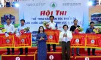 Landesweiter Sportwettbewerb der Volksgruppen in Vietnam