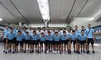 Thai Son Nam schlug Shenzhen (China) mit 5:1 in Futsal und steht im Halbfinale