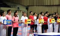Eröffnung der Taekwondo-Asienmeisterschaft 2019