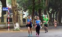 Internationaler Marathonlauf für Erbe Hanoi 2019