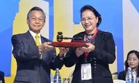 Parlamentspräsidentin Nguyen Thi Kim Ngan übernimmt AIPA-Präsidentschaft
