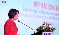 Vietnam veranstaltet Wettbewerb um ein Logo, ein Lied und eine Losung für die SEA- Games 31 in Vietnam