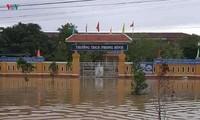 Premierminister: Aktive Vorbeugung und Beseitigung der Folgen von Überflutungen