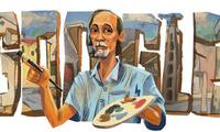 Google ehrt Maler Bui Xuan Phai zum 99. Geburtstag