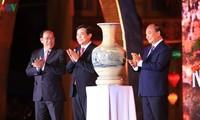 Premierminister Nguyen Xuan Phuc nimmt an Feier der 20-jährigen Anerkennung  Hoi An und My Son als Weltkulturerbe teil