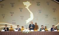 Premierminister Nguyen Xuan Phuc nimmt an Landeskonferenz zum Thema nachhaltige Entwicklung teil