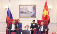 Zusammenarbeit zwischen vietnamesichem Polizeiministerium und russischen Innenministerium