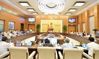 Ständiger Parlamentsausschuss diskutiert Beschlussentwurf vom Masterplan für Investition in bergigen Gebieten