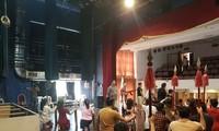 Feier zum 60. Jahrestag der Gründung des Theaterhaus für Musik und Tanz Vietnams
