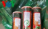 Sauerfleisch – Spezialität der Volksgruppe der Provinz Phu Tho
