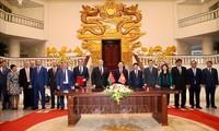 Vietnam und Weißrussland wollen Zusammenarbeit in vielen Bereichen vertiefen