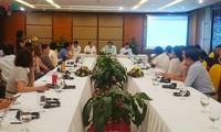 Hochrangige Konferenz der Allianz von Halong und Catba