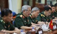 Politischer Dialog über Verteidigung zwischen Vietnam und Großbritannien