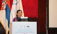 Internationale Medien loben vietnamesischen Beitrag auf der IPU-Vollversammlung