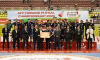 Thailand ist Südostasienmeister in Futsal
