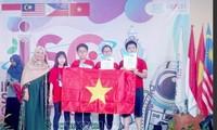 Vietnam gewinnt vier Goldmedaillen beim internationalen Wettbewerb der Wissenschaft ISC