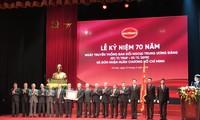Abteilung für internationale Beziehungen der Partei erhält Ho Chi Minh Orden