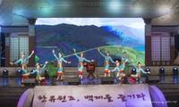 Verstärkung der Vorstellung vietnamesischer Kultur weltweit