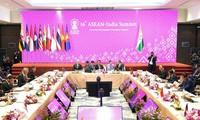 Indien und ASEAN wollen Frieden im Ostmeer bewahren